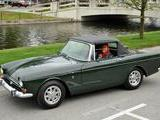 1965 Sunbeam Tiger Green thomas dunn