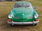 1970 Volkswagen Karmann Ghia Green Just The Brit