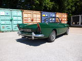 1963 Sunbeam Alpine B R Green Mark Wolff